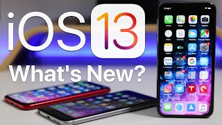 iOS 13 is Out! - What's New? (Every Change and Update)