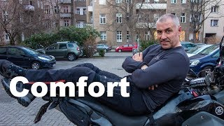Motorcycle Comfort! Simple Ways to Improve it?