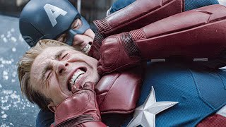 Cap vs Captain America Fight Scene - AVENGERS 4: ENDGAME (2019) Movie Clip