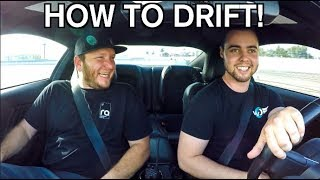HOW TO DRIFT! *The Secret You NEED To Know*