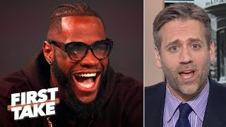Deontay Wilder shouldn't be punished for his 'gladiator's mentality' - Max Kellerman | First Take