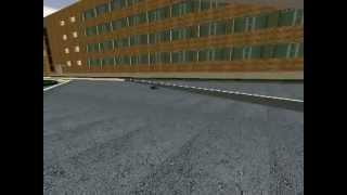 NRNU MEPHI. Nuclear Racing Game.