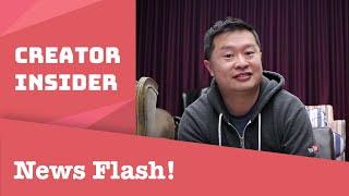 Creator Studio Mobile App, Monetization Classifier, and more - Newsflash 8!