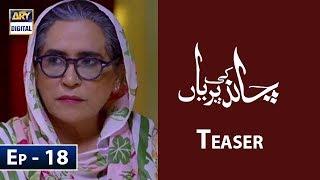 Chand Ki Pariyan Episode 18 | Teaser | - ARY Digital Drama