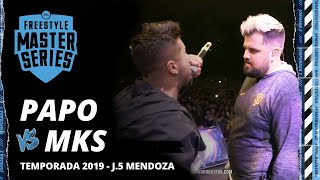 PAPO VS MKS - FMS ARGENTINA JORNADA 5 TEMPORADA 2019