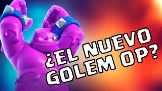 DESAFÍO DEL GOLEM DE ELIXIR! EL NUEVO GOLEM ES MEJOR QUE EL VIEJO¿?¿? | Clash Royale en Español
