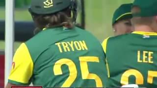 Womens Cricket SA Vs India 2nd T-20 Buffalo Park, EAST london