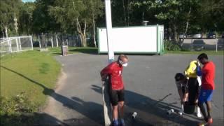 Hobro træner fik Kanel af sin holdkammeratter