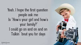 Mason Ramsey - Famous (Lyrics)