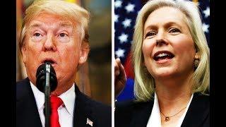 Trump Implies Sen. Gillibrand Offered Him Sex For Money
