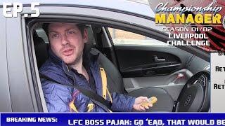 ″Major Transfer News???″ | CM 01/02 Liverpool Challenge | s01e05