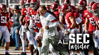 SEC Insider: Does Alabama deserve to be in the College Football Playoff?
