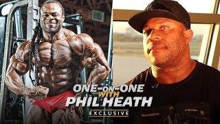 Phil Heath Interview (4 of 4): Kai Greene Made Me Better