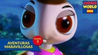 AVENTURAS MARAVILLOSAS / HAPPY ADVENTURES - Episodio 3 - ES
