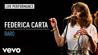 Federica Carta - Raro - Live Performance | Vevo