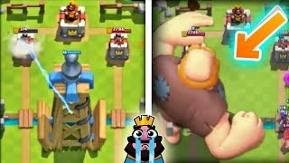 ULTIMATE Clash Royale Funny Moments,Montage,Fails and Wins Compilations|CLASH ROYALE FUNNY #49