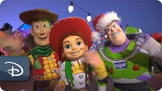 Sneak Peek: Toy Story Land Friends to Dress Up For the Holidays