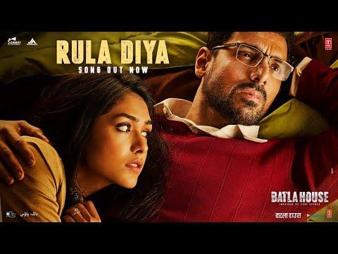Rula Diya Song Lyrics in Hindi&English