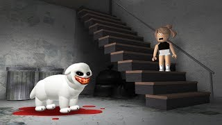 THE CRYING PUPPY - A Roblox Horror Story