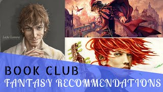 Fantasy Book Recommendations!