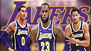 Stephen A.Smith Says Lakers Best Chance Of Winning Is With Kuzma,Hart,Lebron ″SCORING PROLIFICALLY″