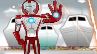 IRON MAN 2 the spoof trailer 2 (IRON MAN 2 ON DVD)