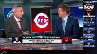 MLB Now on Ohtani to Angels