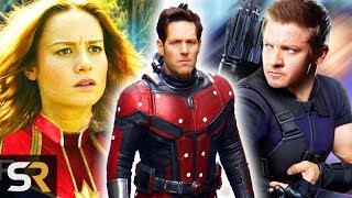 Marvel Theory: Is THIS How Ant-Man Will Appear In Avengers 4?