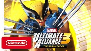 MARVEL ULTIMATE ALLIANCE 3: The Black Order - Announcement Trailer (Nintendo Switch™)