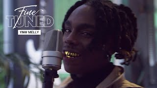 YNW Melly ″Murder On My Mind″ Performed w/ an Electric Guitar | Fine Tuned
