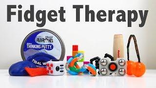 Best Fidget Toy Compilation 2017 - Fidget Therapy