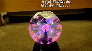 How to Hack a Plasma Globe (New! Improved!)