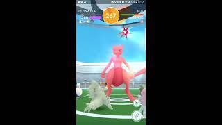 [Team Nadl] Pokemon Go Mewtwo Raid in Yokohama, Japan! 포켓몬고 뮤츠 레이드 영상 ミュウツーレイド in ポケモンGOスタジアム