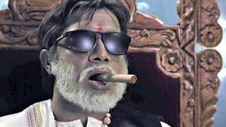 NEW ALERT - Rajinikanth vs. Rajinikanth Rap Battle Teaser