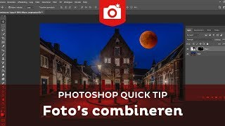 Foto's combineren | Photoshop Quick Tip | Zoom.nl Fotografie Tips