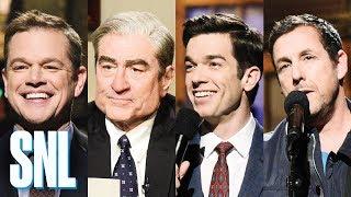 SNL Season 44 Highlights: Robert De Niro, John Mulaney, Adam Sandler and Matt Damon