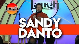 Sandy Danto | Breadwinner, Bread Eater | Laugh Factory Stand Up Comedy