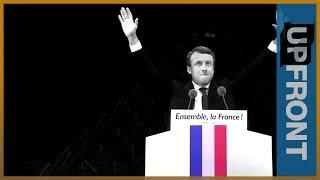 Emmanuel Macron's empty liberalism | UpFront Reality Check