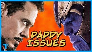 One Marvelous Scene - Tony Stark Fights Thanos