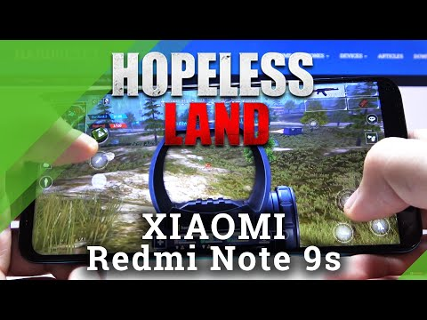Hopeless Land Gameplay on Xiaomi Redmi Note 9s – Game Performance Test