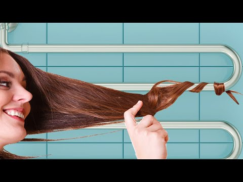 50 HAIR HACKS TO SCHOOL FOR THE LAZY