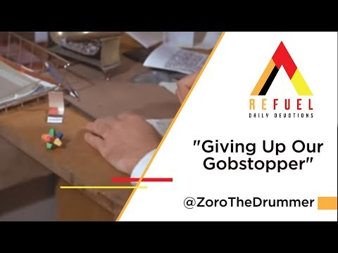 Zoro / Giving Up Our Gobstopper.