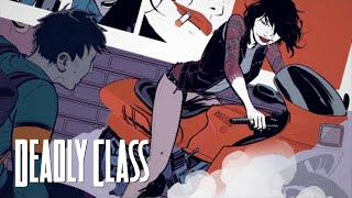 DEADLY CLASS | Motion Comic Issue #1 | SYFY