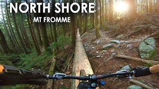 HE HIT THE WARDEN'S GAP! – Mt Fromme | North Shore MTB