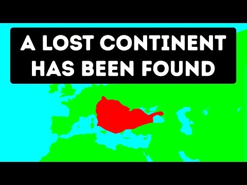 A Lost Continent Has Been Found Under the Sea