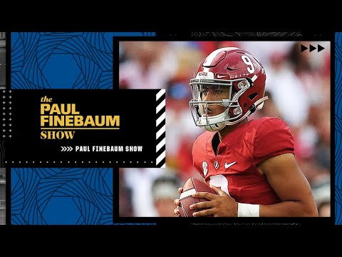 Why does Pat Forde have Alabama ranked No. 4? | The Paul Finebaum Show