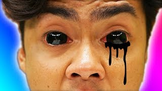Crazy Contact Lenses You Never Knew About!