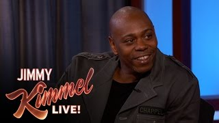 Dave Chappelle on Doing Stand Up Comedy with LeBron James