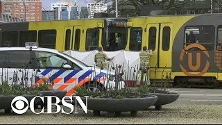 Suspect arrested in deadly Netherlands tram shooting