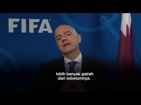 Melongok Stadion Megah Qatar untuk Piala Dunia 2020 | Katadata Indonesia